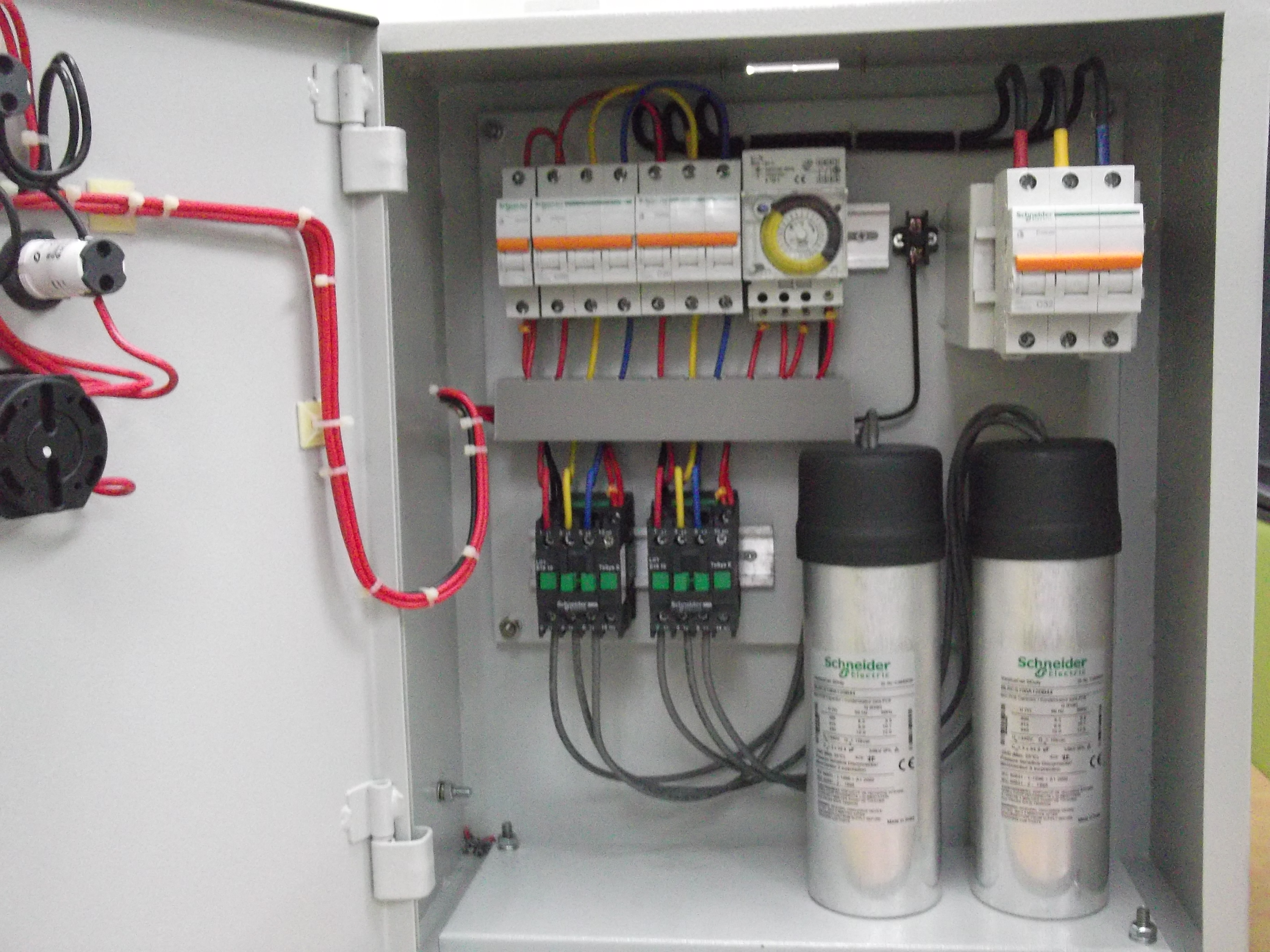 Power Factor Correction Backup Generators